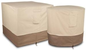 Round and Square Veranda AC Covers